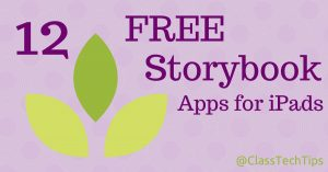 12 Storybook Apps