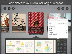 NoteLedge_Calendar