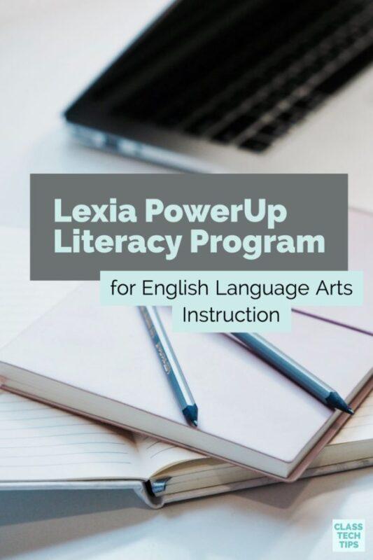 Lexia PowerUp Literacy Program for English Language Arts Instruction 2