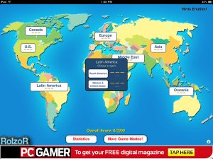 Tapquiz maps geography game app class tech tips geography game app gumiabroncs Gallery
