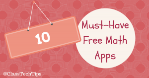 10 Must-Have Free Math Apps 1