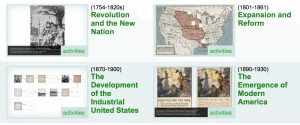Online Resource DocsTeach from the National Archives