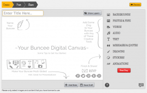 buncee-creation-canvas