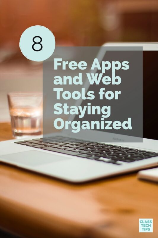 8 Free Apps and Web Tools for Staying Organized 2