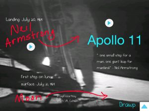 Drawp Apollo 11 Project