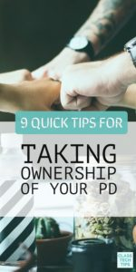 Professional Development Tips