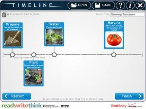 easy timeline creator app for tablets computers class tech tips