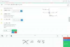 Math Handwriting for iPad