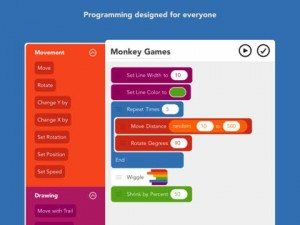 Looking for a coding app for kids? Add Hopscotch to your list! Hopscotch is a free app with lots of options for student users.