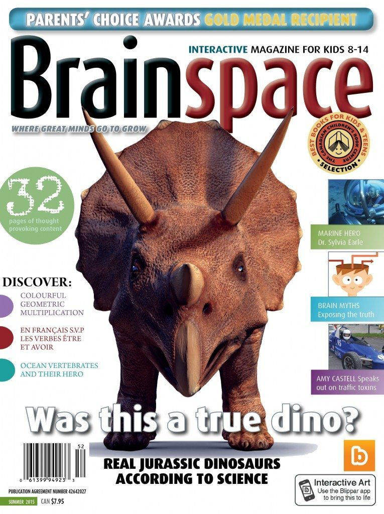 Brainspace Summer 2015 Augmented Reality Magazine