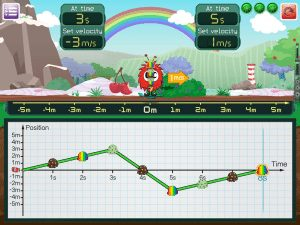 Action Graphing: Multitouch Math Practice iPad App