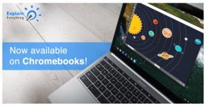 Explain Everything on Chromebooks