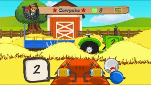 The Kinder Corral: Free Kindergarten Math Game for Tablets