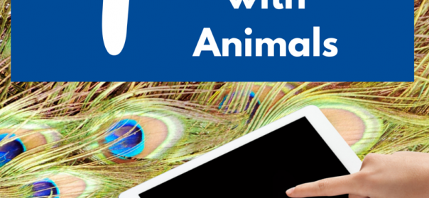 4 iPad Apps with Animals