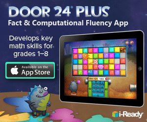 Door 24 Plus Math Fact u0026 Computational Fluency Game  sc 1 st  Class Tech Tips & Door 24 Plus: Math Fact u0026 Computational Fluency Game - Class Tech Tips