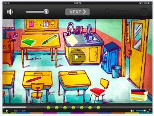 TELL Test of English Language Learning: Tablet-Based Assessment