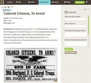 Zoom In: 18 Free History Lessons with Primary Sources