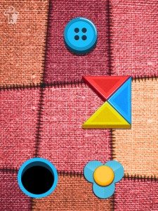 Busy Shapes: Grow Reasoning Skills with iPad Exploration