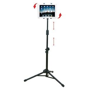 Hands-Free Tablet Stand from Calloway House