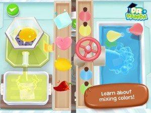 Dr. Panda Play & Communication App