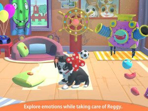 Learn About Emotions with Open-Ended Peppy Pals Reggy's Playdate