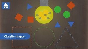 Match, Sort & Classify Shapes with Shape Gurus App