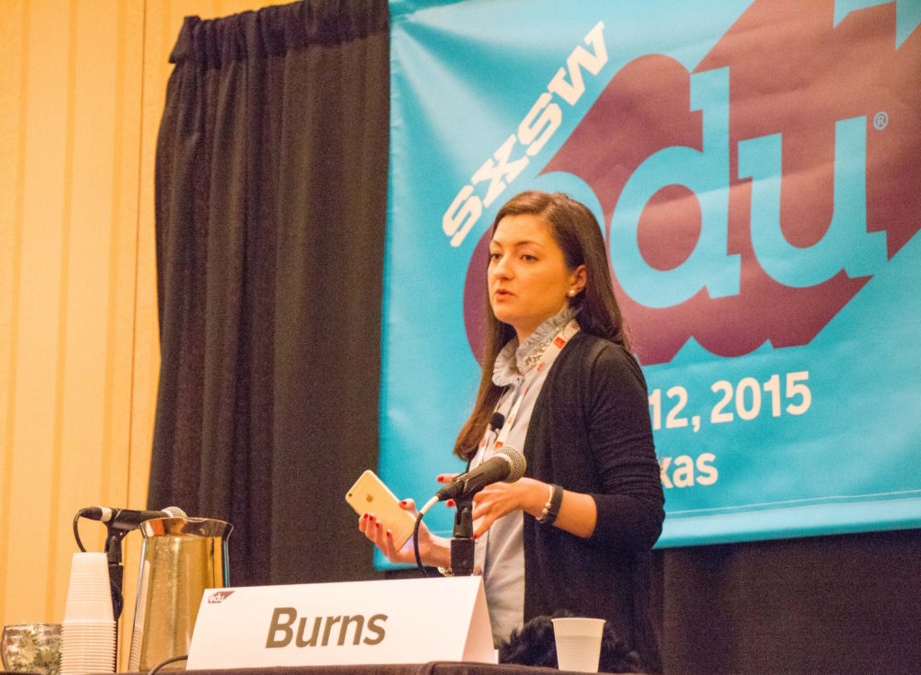 Work with Edtech consultant Monica Burns