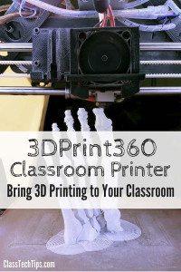 3DPrint360 Classroom Printer- Bring 3D Printing to Your Classroom-min