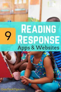 9 Reading Response Apps and Websites