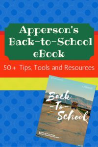 Apperson's Back-to-School eBook: 50+ Tips, Tools and Resources