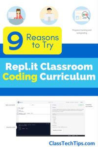 9 Reasons to Try Repl.it Classroom Coding Curriculum