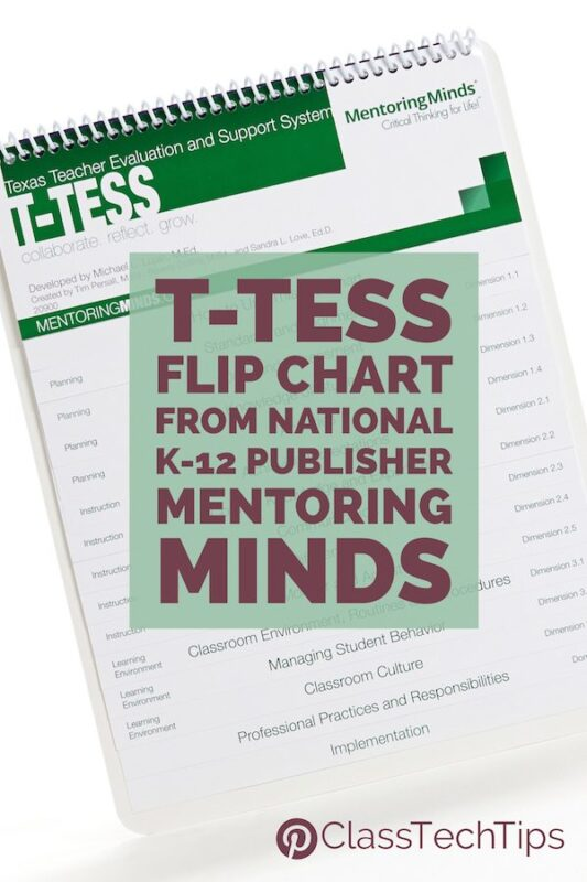 T-TESS Flip Chart