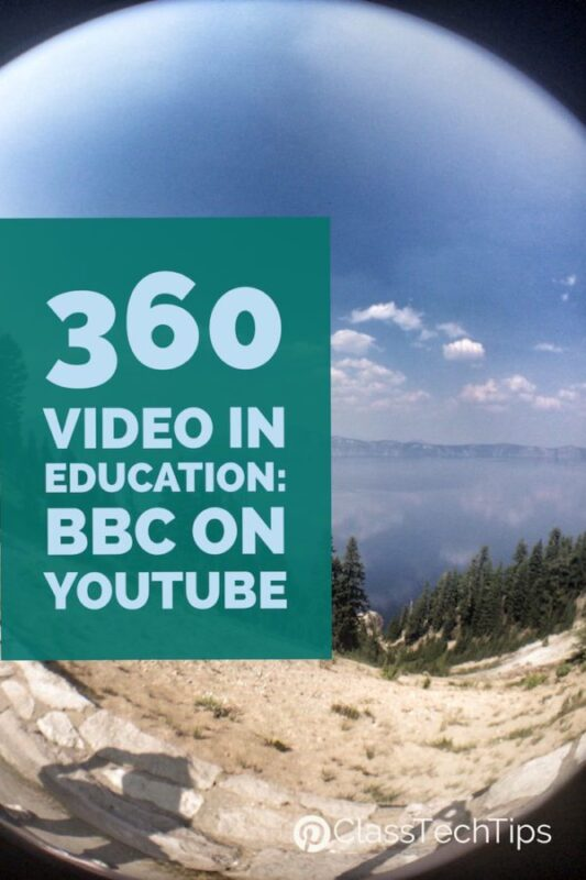 video education spotlight bbc on class tech tips 360 video education spotlight bbc on