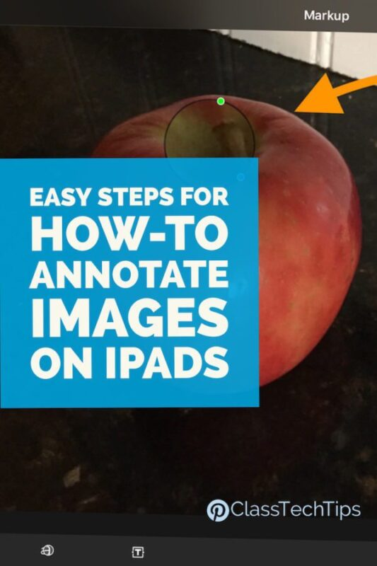 Easy Steps For Howto Annotate Images On Your Ipad Easy Steps For Howto  Annotate Images On