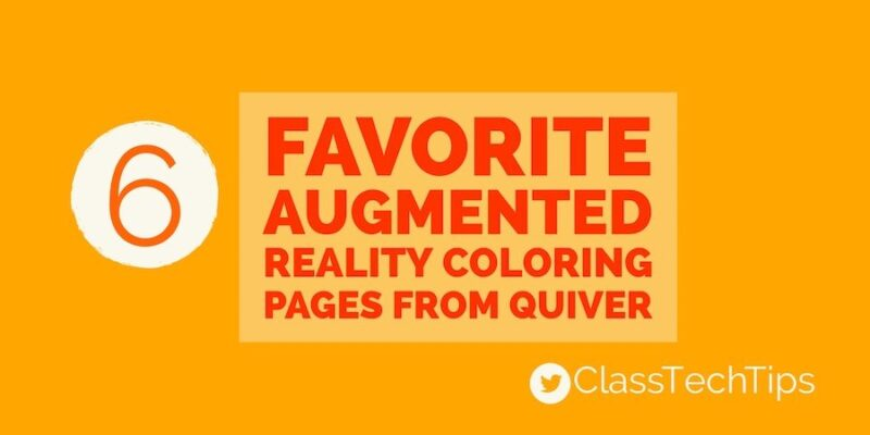6 Favorite Augmented Reality Coloring Pages From Quiver