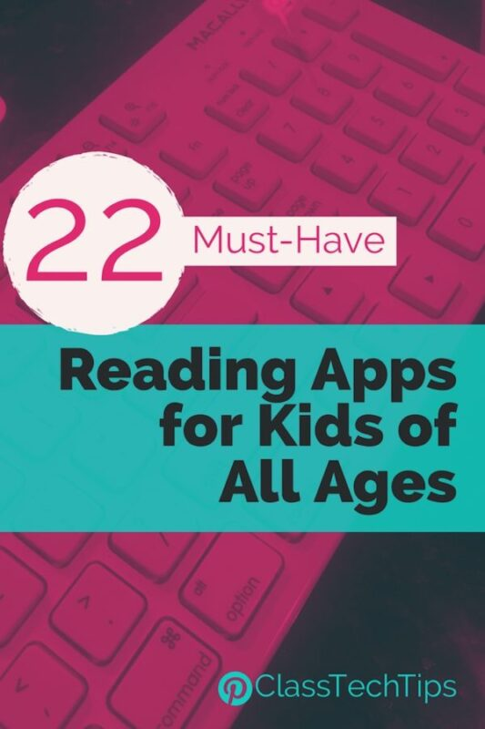 Reading Apps for Kids