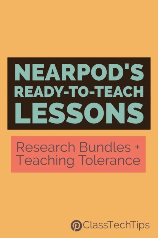 Lesson Plans Archives - Class Tech Tips