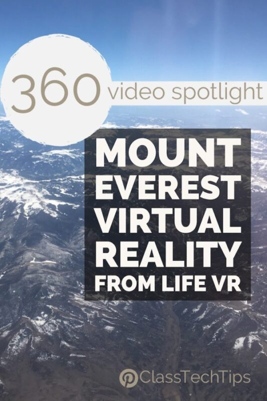 360 Video Spotlight Mount Everest Virtual Reality from LIFE VR