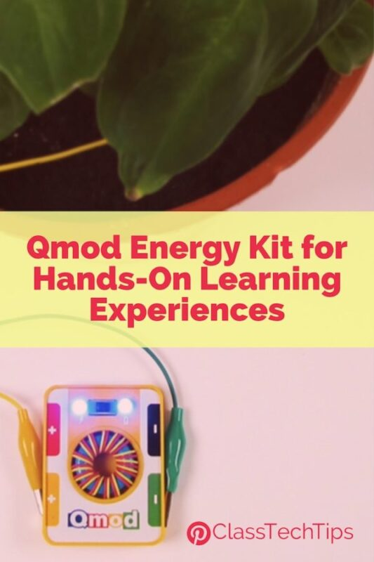 Qmod Energy Kit for Hands-On Learning Experiences