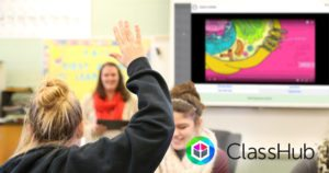 ClassHub to Manage + Monitor Student Devices: Live at ISTE!