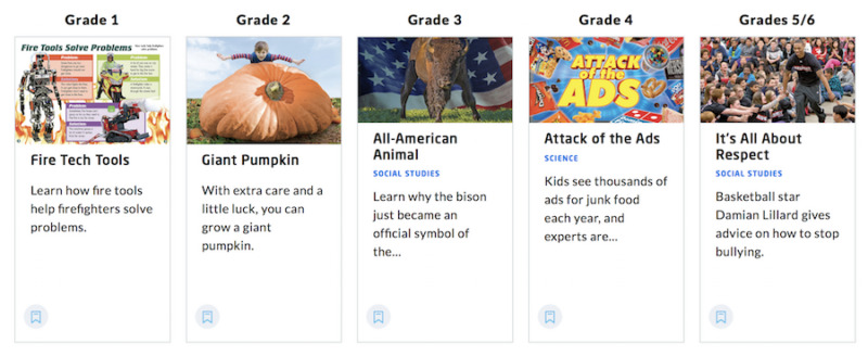 Teaching with the News? 15 Current Events Websites for Students