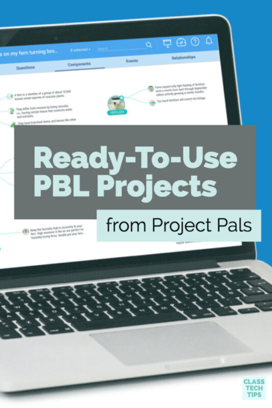 Ready-To-Use PBL Projects from Project Pals
