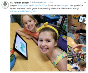 virtual reality in pre-k