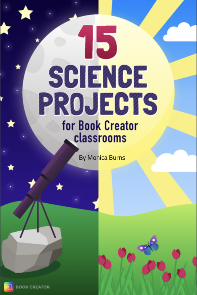 science book creator ebook