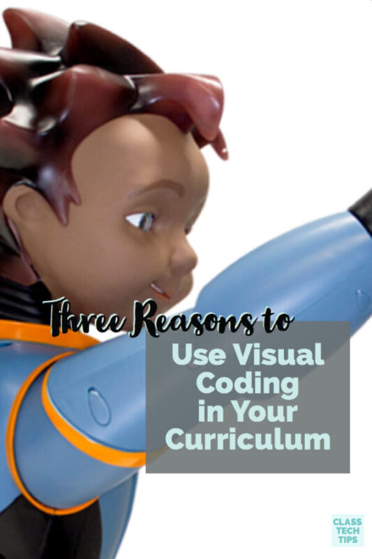 Three Reasons to Use Visual Coding in Your Curriculum