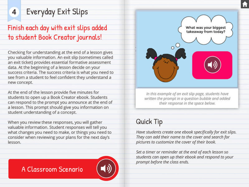 Using Book Creator for Formative Assessment 5