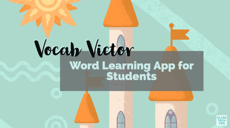 App to learn new words