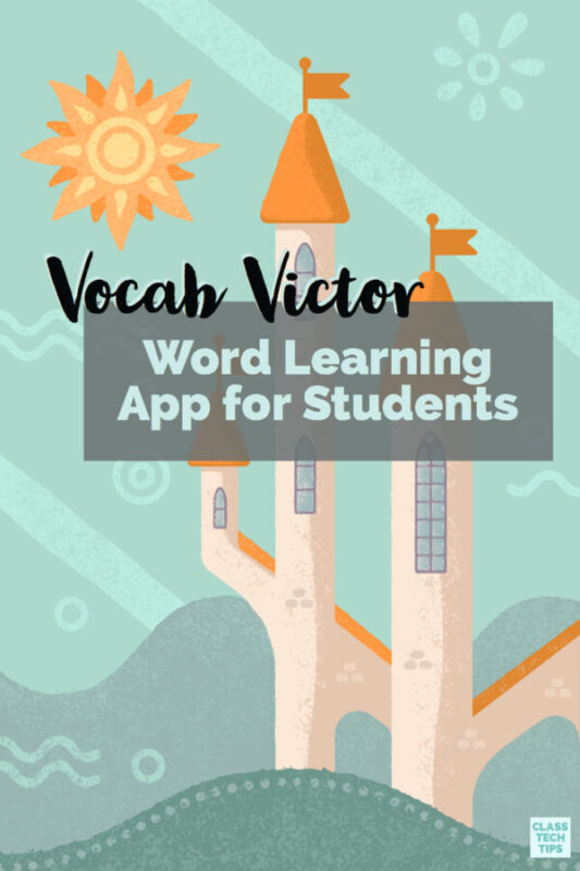 Vocab Victor Word Learning App for Students