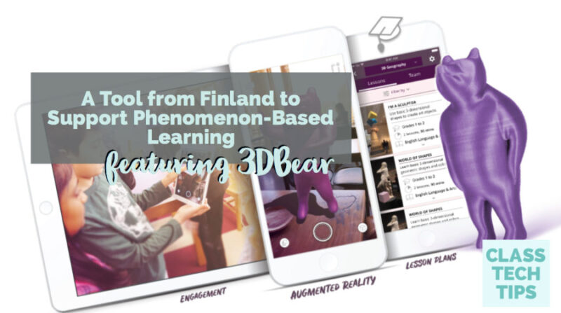 53dcf7c4f6ad A Tool from Finland to Support Phenomenon-Based Learning - Class ...