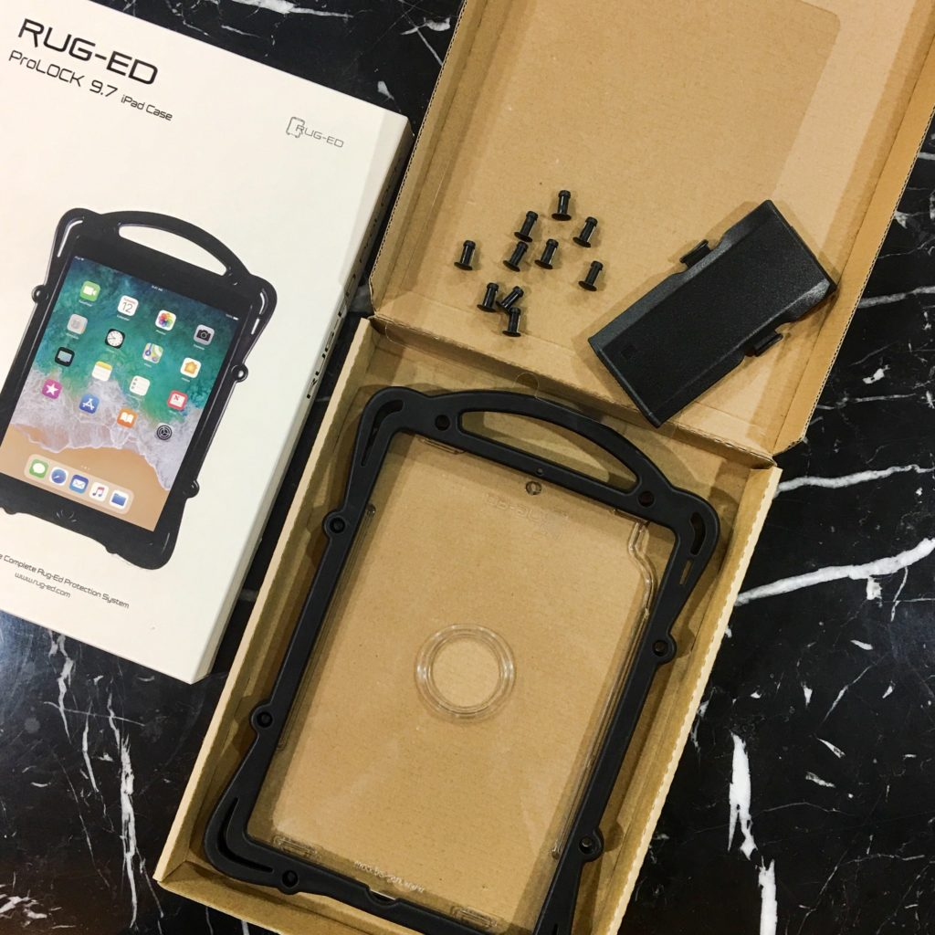 ProLOCK iPad Cases and Special Deal from Rug-Ed